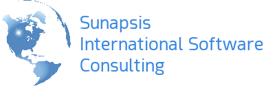 Sunapsis consulting services for Sunapsis international case management software